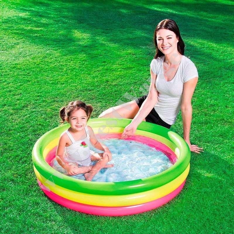 Детский надувной бассейн BestWay 51104