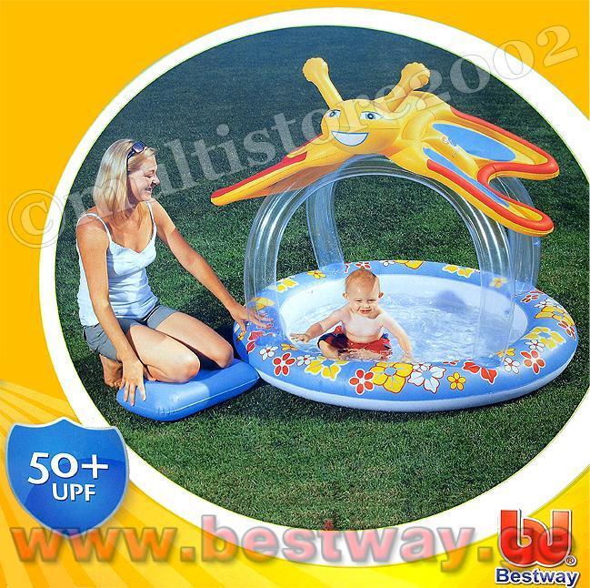 Детский надувной бассейн BestWay 52137