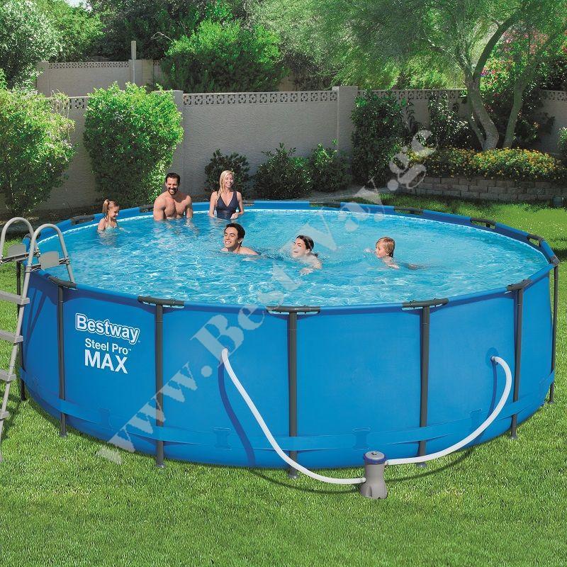 Каркасный бассейн BestWay 56420