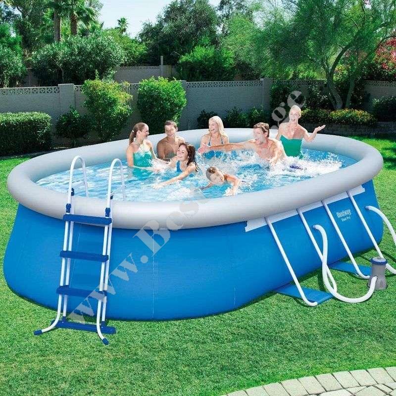 Каркасный бассейн BestWay 56447