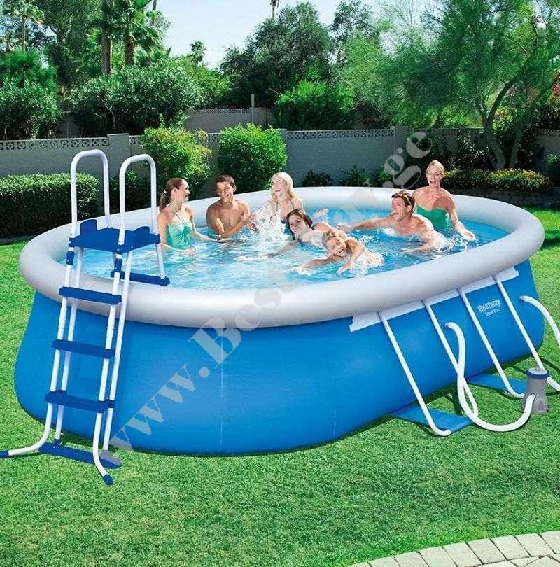Каркасный бассейн BestWay 56461