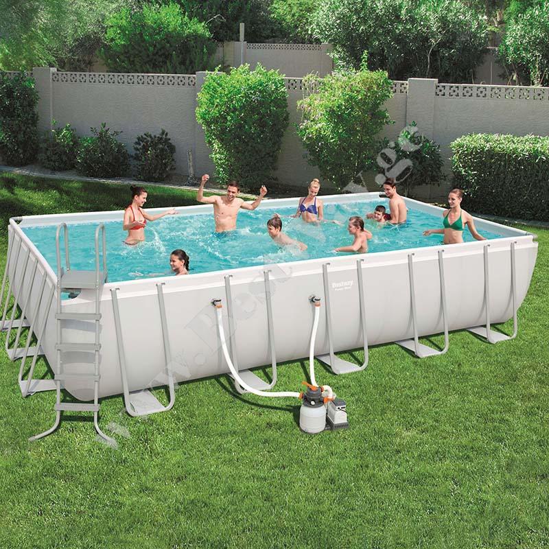 Каркасный бассейн BestWay 56471