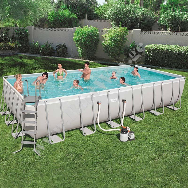 Каркасный бассейн BestWay 56475