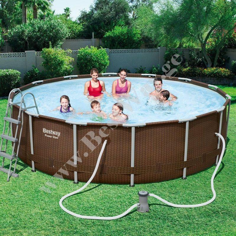 Каркасный бассейн BestWay 56483