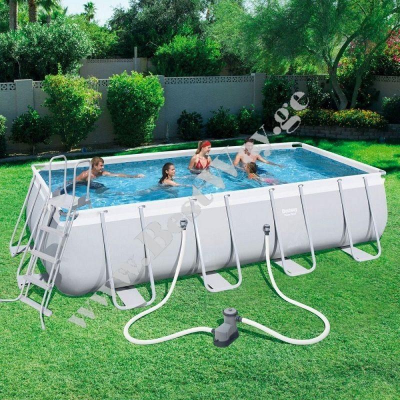 Каркасный бассейн Bestway 56481