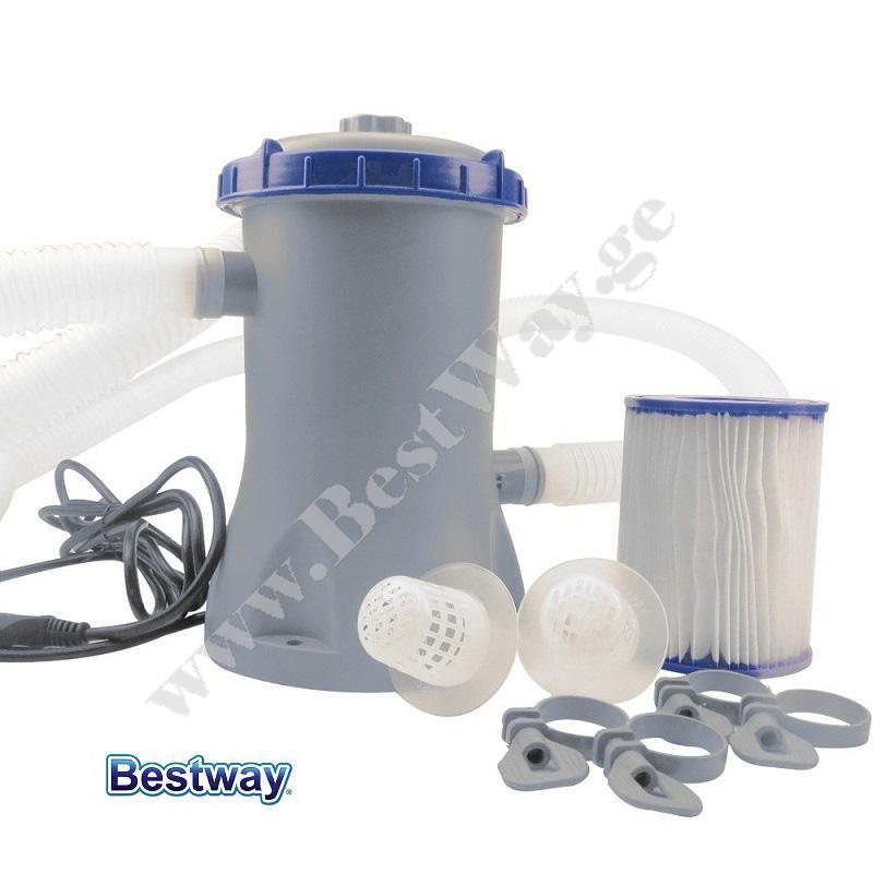 Картриджный фильтр для бассейна Bestway 58386