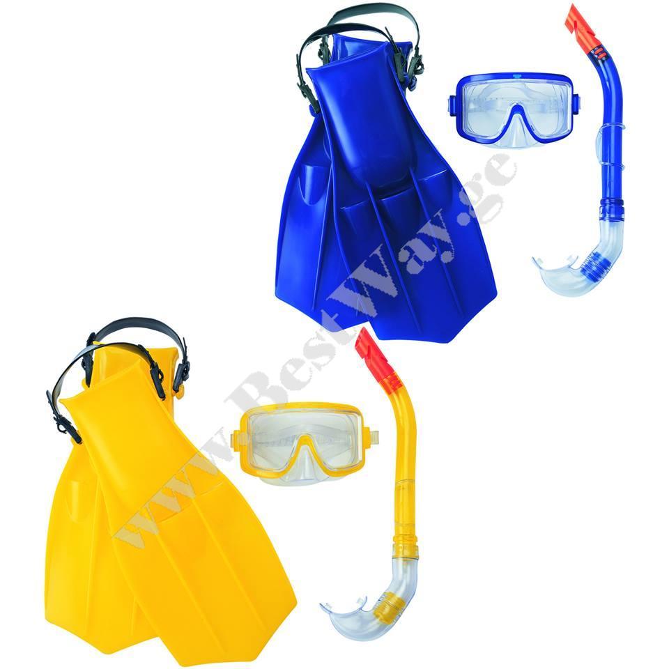 Набор для подводного плавания BestWay 25010