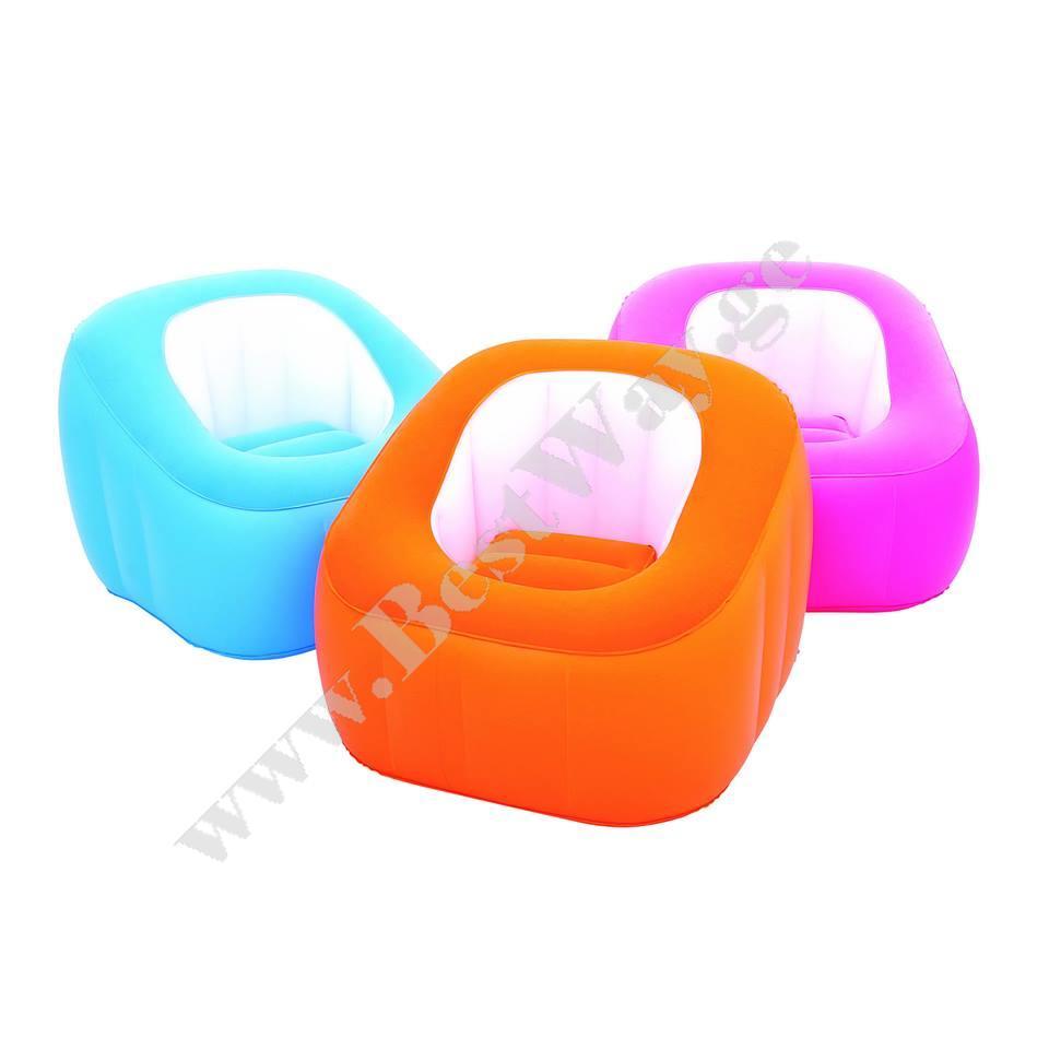 Надувное кресло BestWay 75046 Comfi Cube