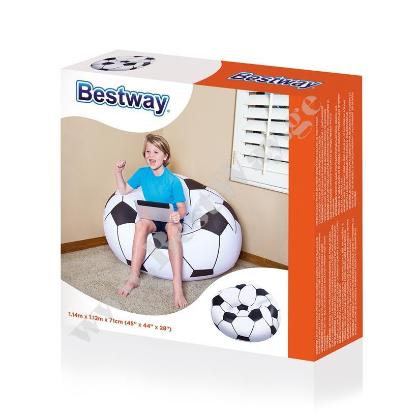 Надувное кресло BestWay 75010