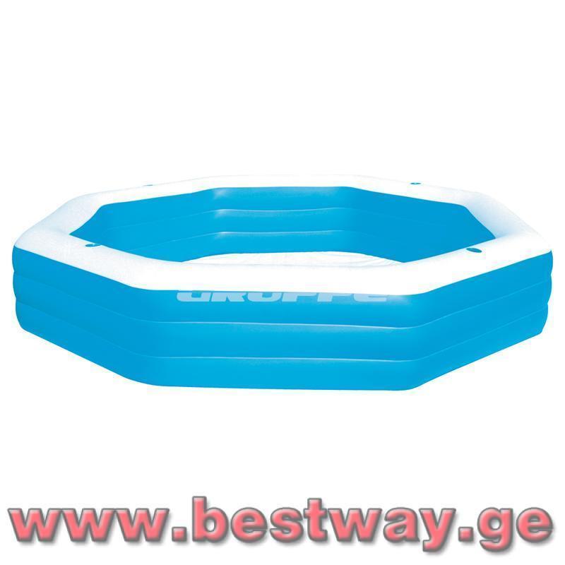 Надувной бассейн BestWay 54023