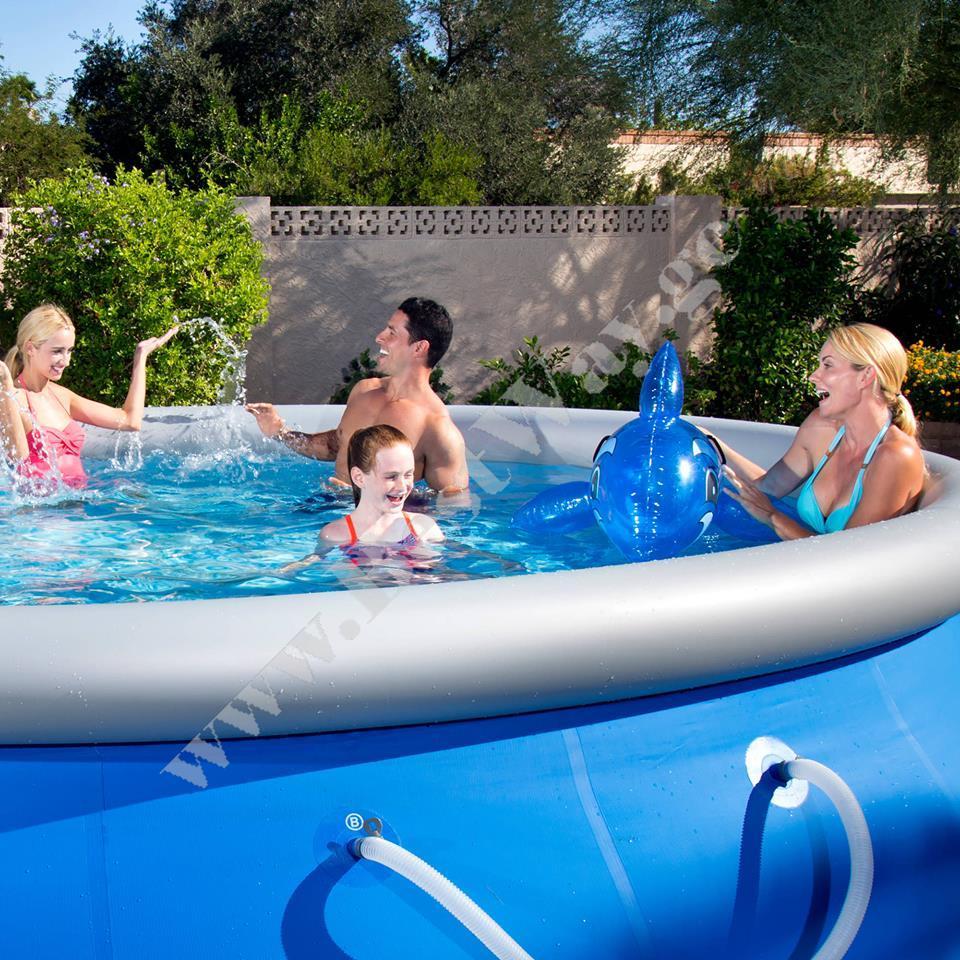 Надувной бассейн BestWay 57263