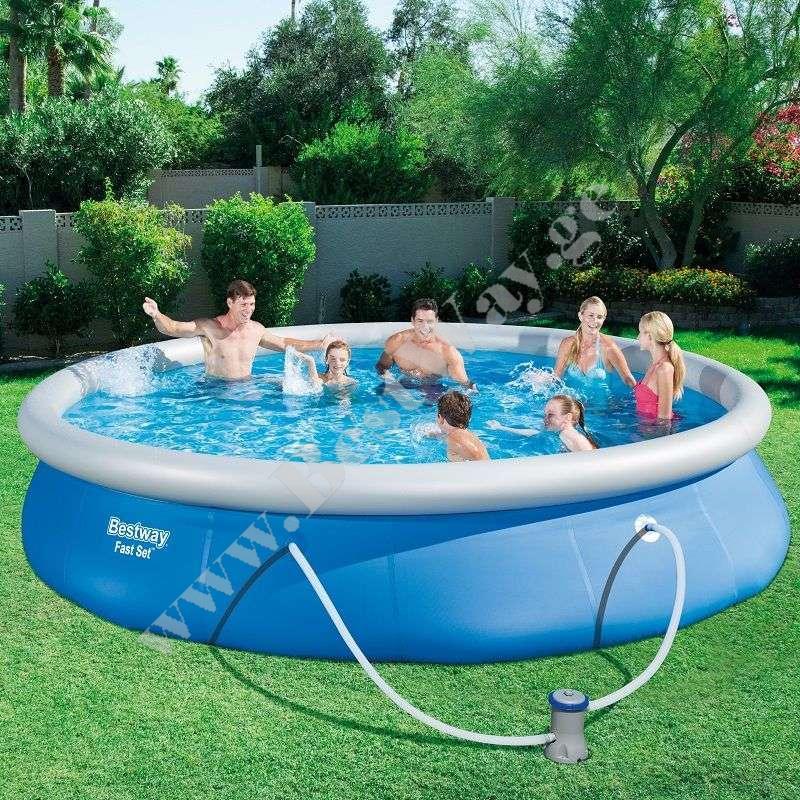 Надувной бассейн BestWay 57321