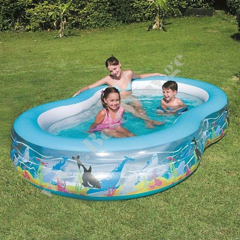 Надувной бассейн Bestway 54045