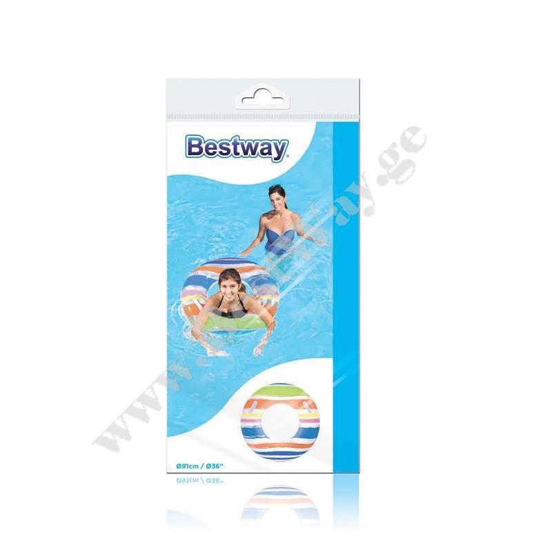 Надувной круг BestWay 36010