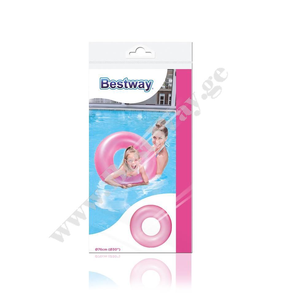Надувной круг BestWay 36024
