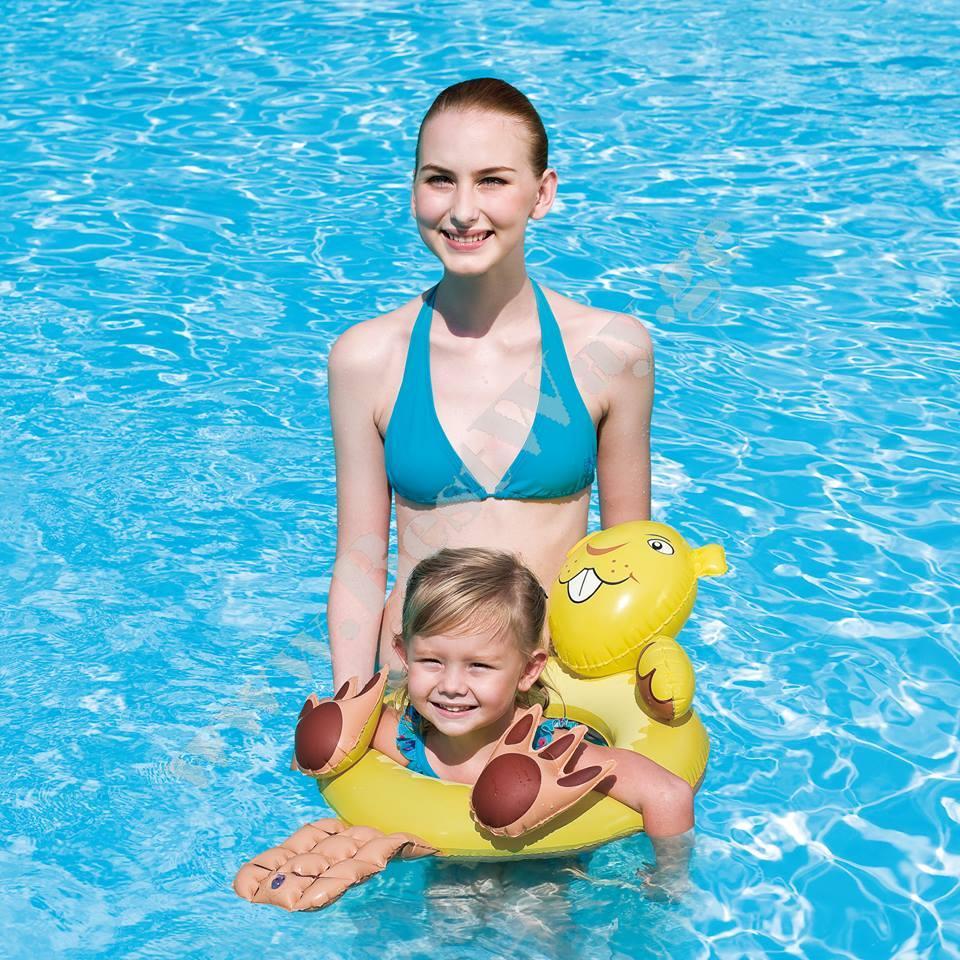 Надувные зверюшки для плавания BestWay 36001