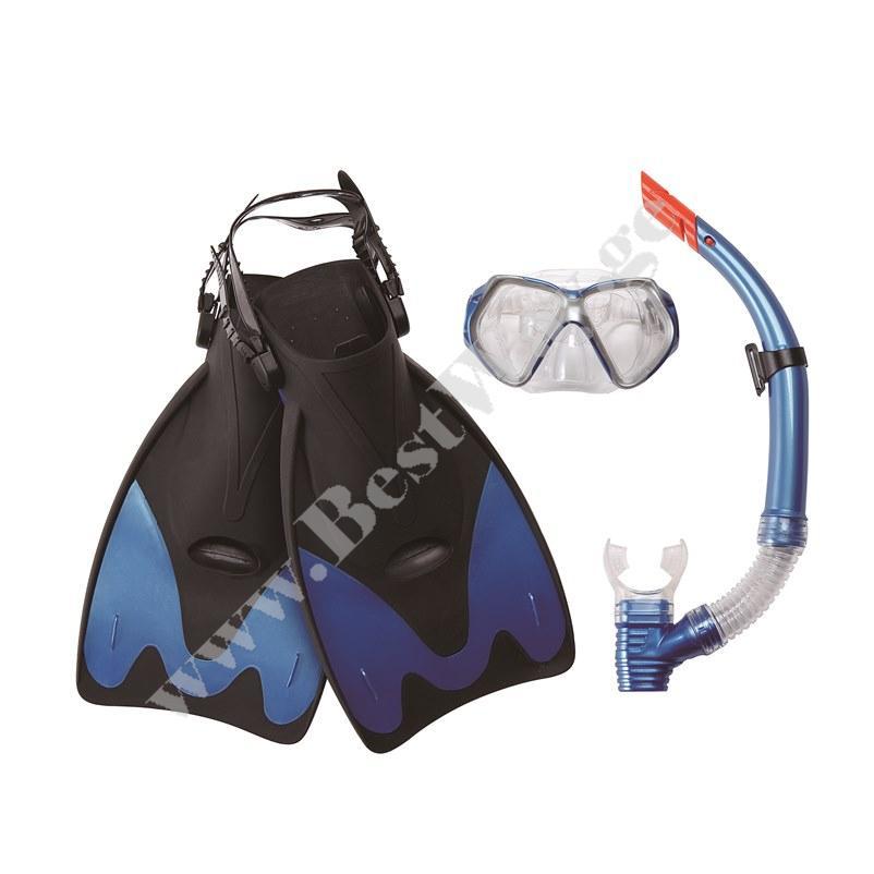 აკვალანგის ნაკრები დაივინგისთვის BestWay 25017 Hydro-Force Sub20 Snorkel Set