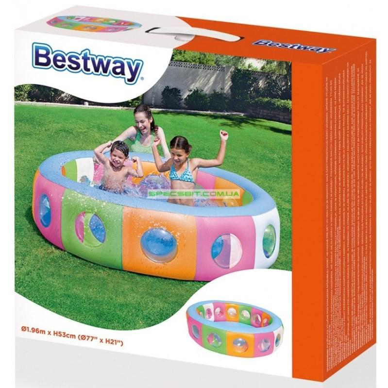 გასაბერი აუზი BestWay 51064