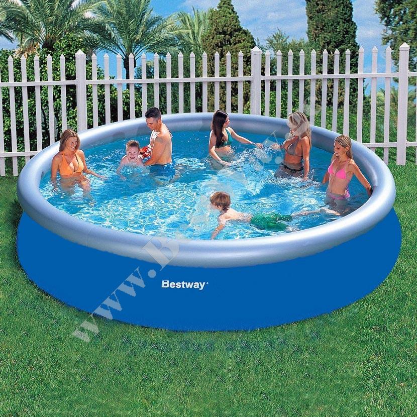 გასაბერი აუზი BestWay 57273 Fast Set Pool