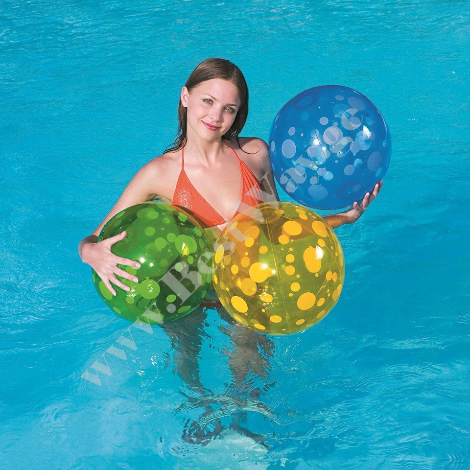 გასაბერი ბურთი BestWay 31013 Spotted Beach Ball