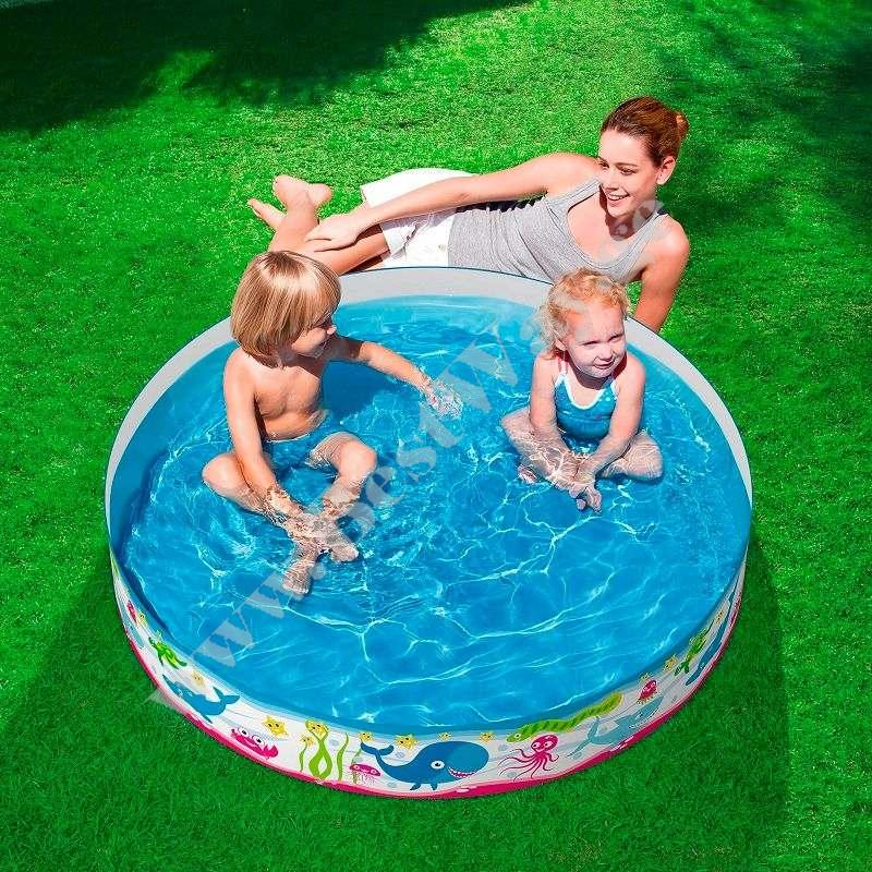 საბავშვო აუზი BestWay 55028