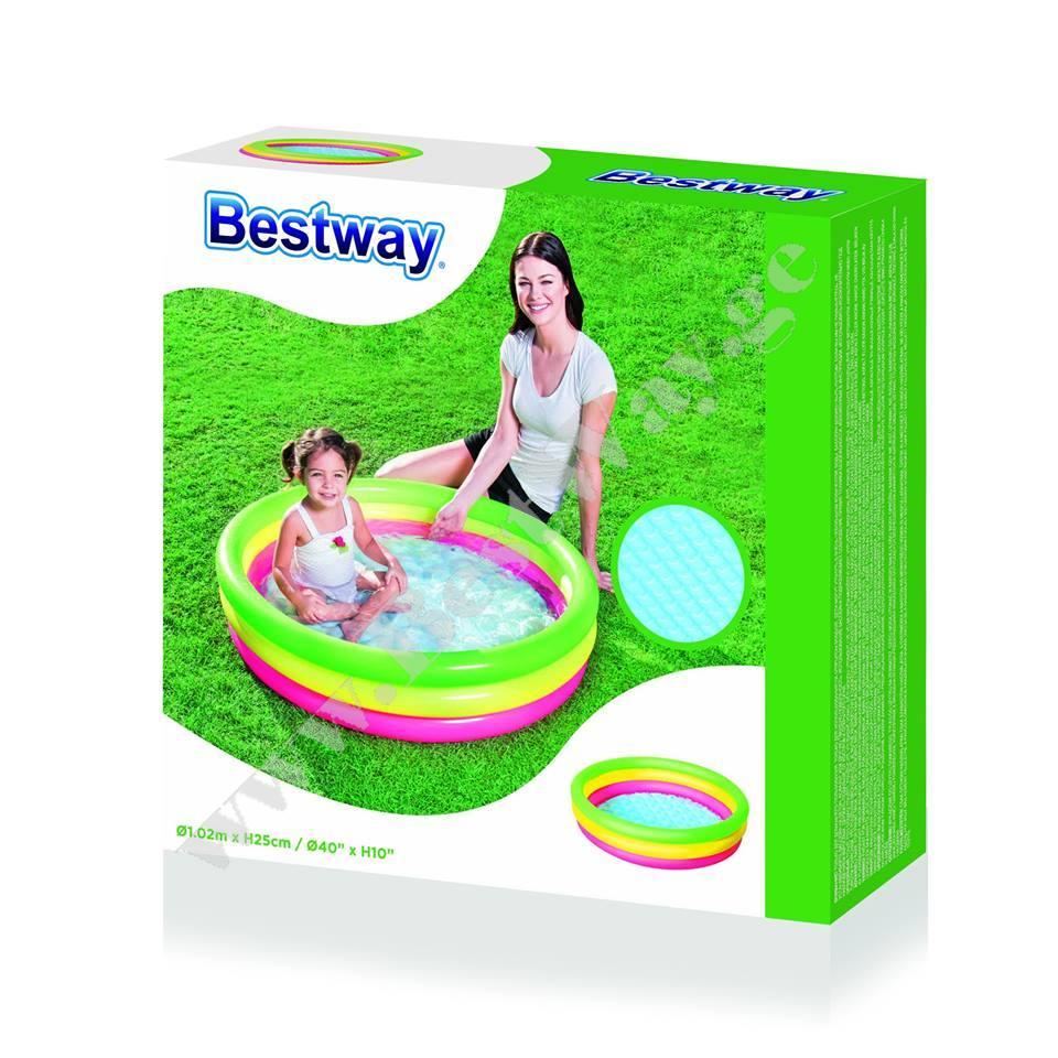 საბავშვო გასაბერი აუზი BestWay 51104