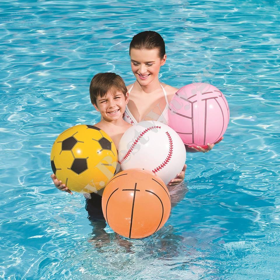 საზღვაო გასაბერი ბურთი BestWay 31004 Sport Beach Ball
