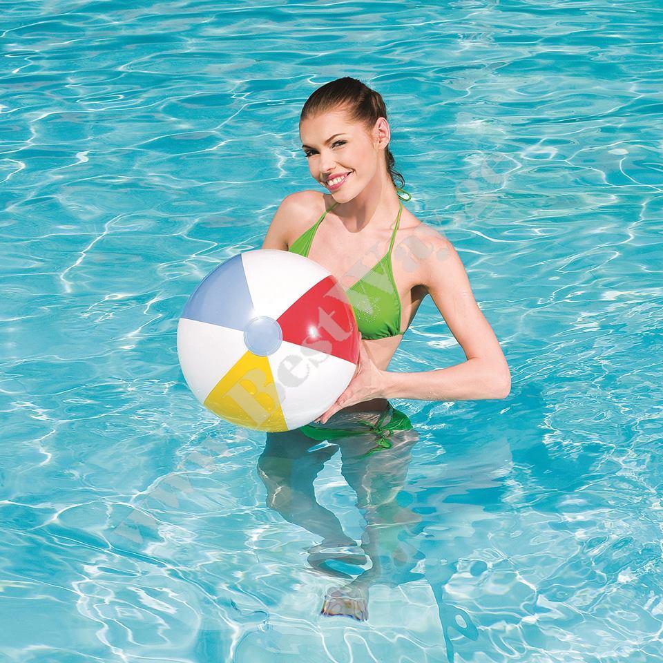 საზღვაო გასაბერი ბურთი BestWay 31021 Beach Ball