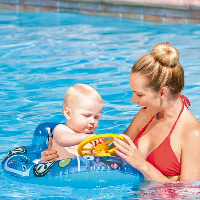 საცურაო კამერა-მანქანა BestWay 34045 Racer Baby Care Seat
