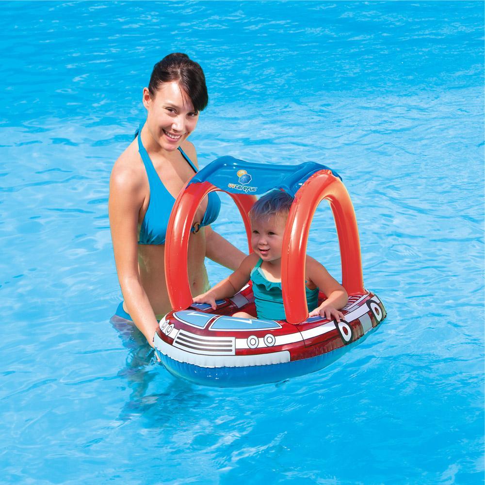 ტენტიანი კამერა BestWay 34093 Fire Rescue Baby Care Seat