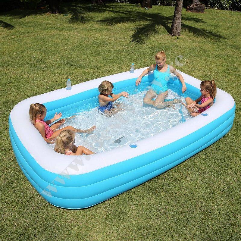 Надувной бассейн Bestway 54134