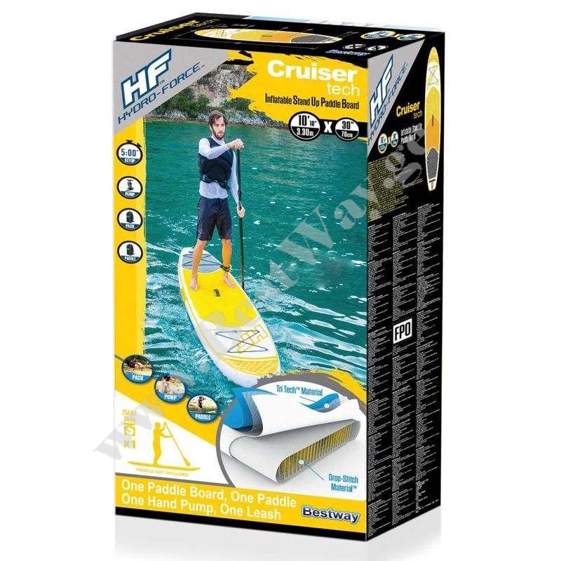 Надувная доска для SUP серфинга Bestway 65305
