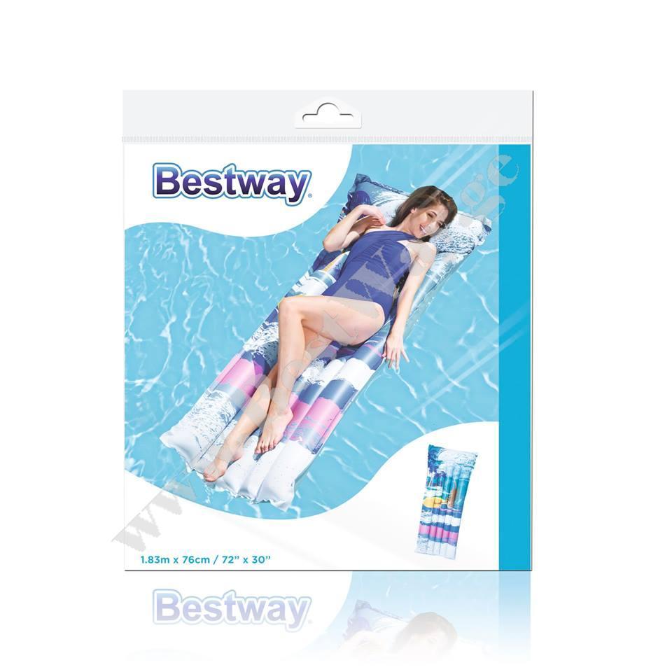 Пляжный матрас BestWay 44021B
