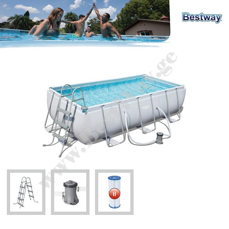 Каркасный бассейн BestWay 56441